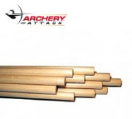 Holzschäfte
