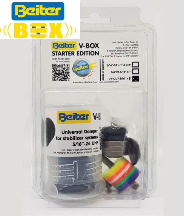 Beiter V-Box Starter Edition Kit