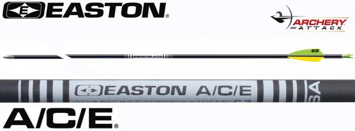 EASTON ACE Schaft 12 Stück