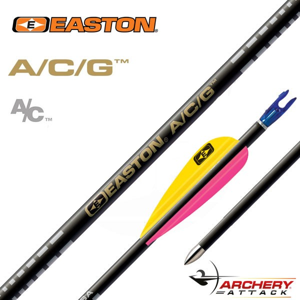 EASTON ACG Schaft 12 Sück