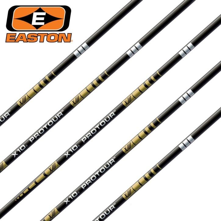 Easton - X10 Schaft ProTour 12 Stück