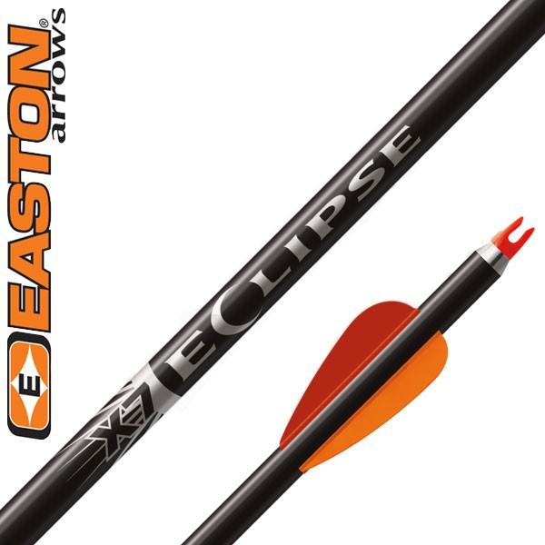 Easton - Schaft X7 ECLIPSE BLACK 12 Stück