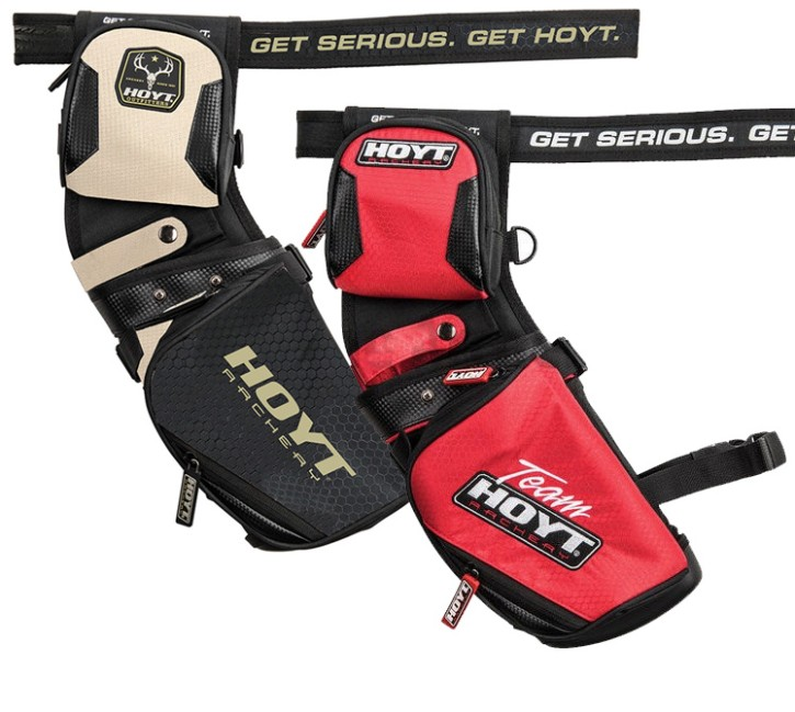 Hoyt Field RH&LH Reversible Köcher Modell 2018