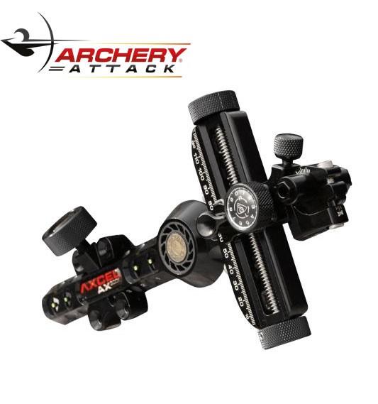 Axcel - AX3000 Compound Visier mit Dämpfer