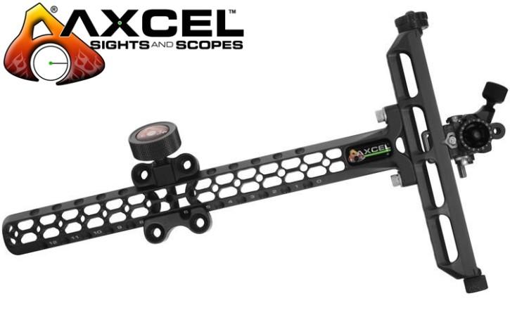 Axcel - Recurve Visier Achieve RXL mit LockSystem
