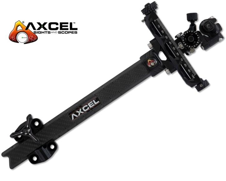 Axcel - Achieve XP Compound Carbon Visier