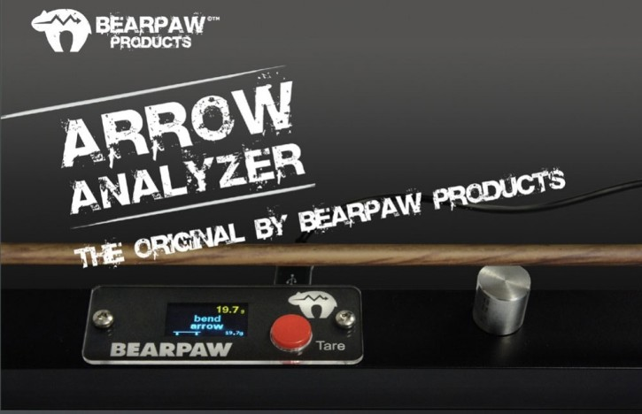 Bearpaw - Arrow Analyzer