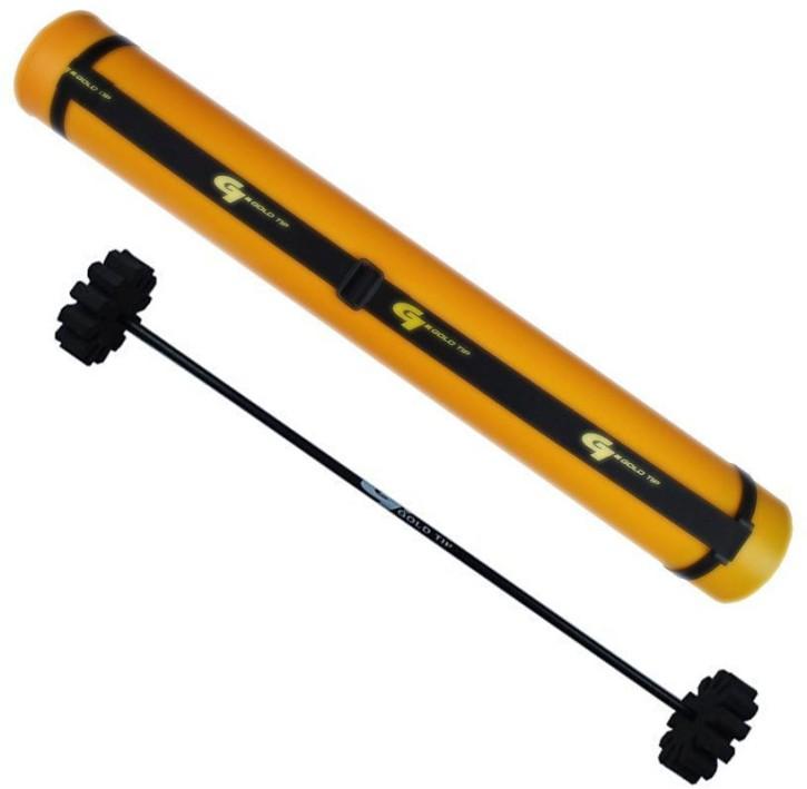 GoldTip - Pfeilröhre mit Pfeiltrommel