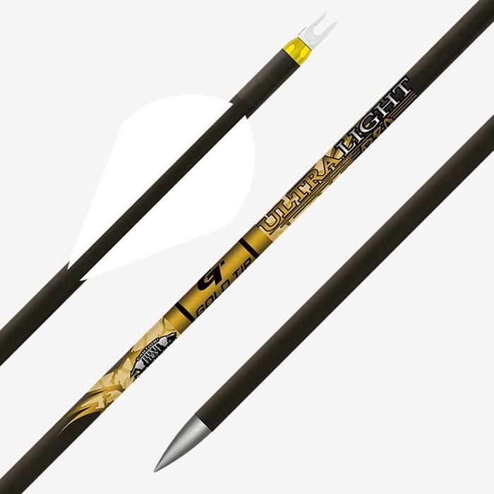 Gold Tip - Ultralight Pro Schaft 12 Stück