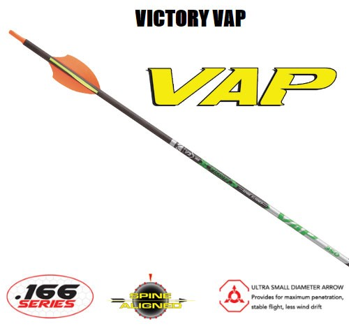 VICTORY - VAP Target Gamer Schaft 12 Stück