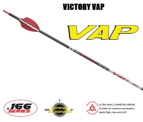 VICTORY - VAP Target Sport Schaft 12 Stück