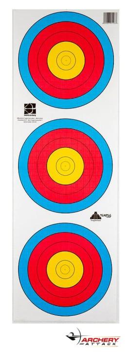 FITA-Auflage 40cm 3x Spot Standard