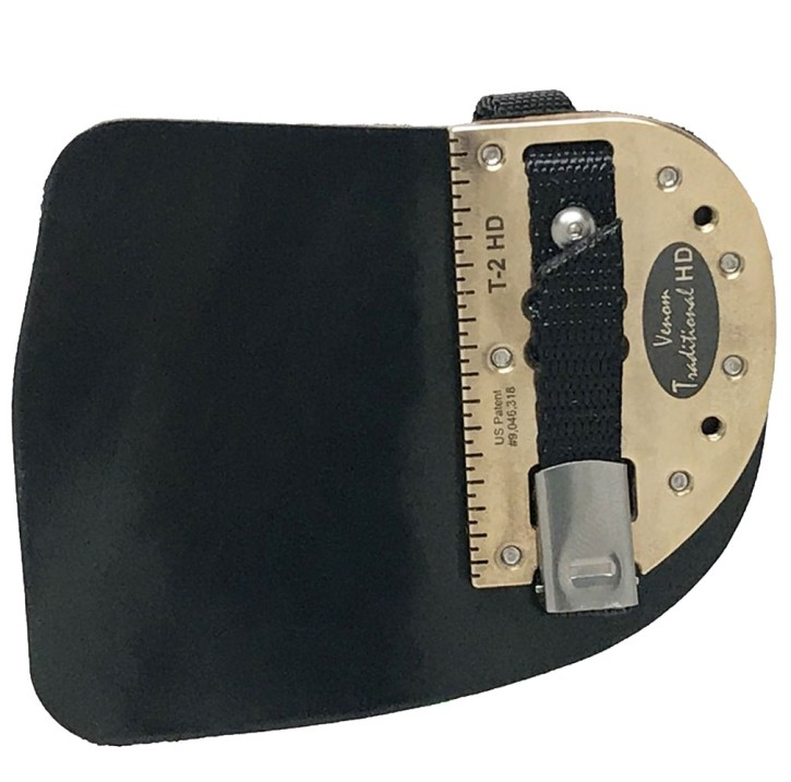 Black Mamba - Blankbogentab Traditional 2 HD Brass Cordovan rechtshand