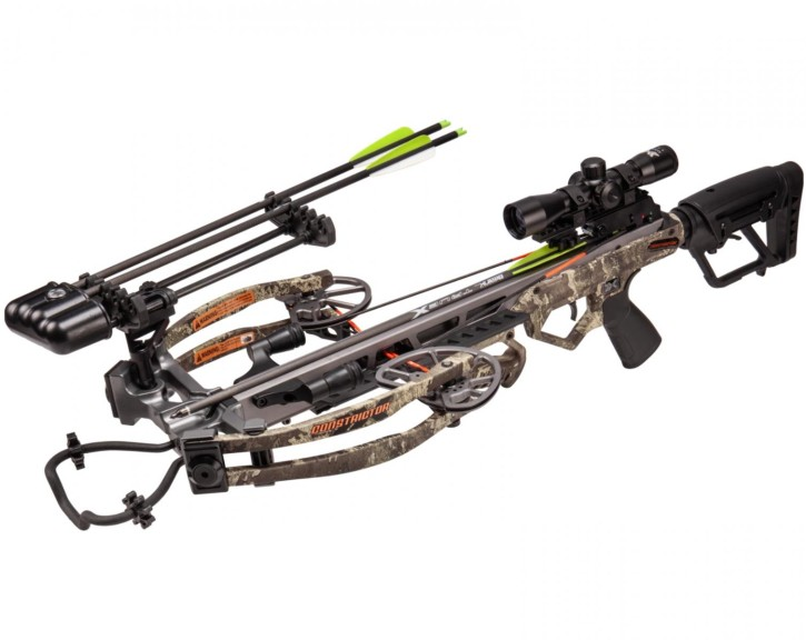 Bear Archery Crossbow Package Constrictor 410fps