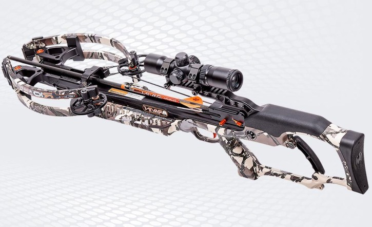 Ravin R10 Predator Camo Armbrust Set