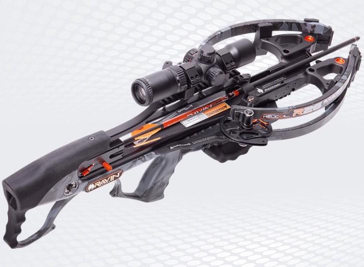 Ravin R26 Predator Dusk Camo Armbrust Set