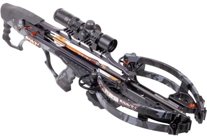 Ravin R29 Predator Dusk Camo Armbrust Set