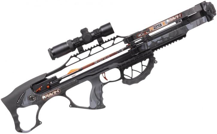 Ravin R29X Predator Dusk Camo Armbrust Set
