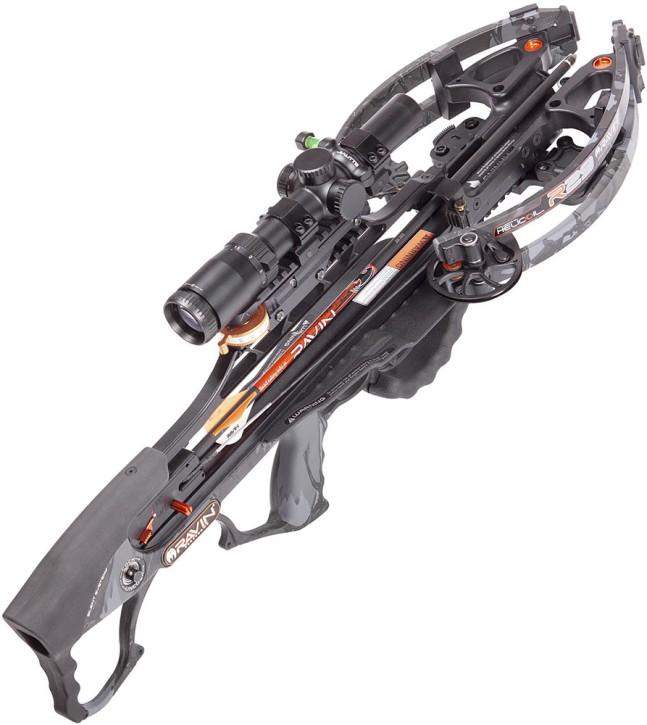 Ravin R29 Sniper Predator Dusk Camo Armbrust Set