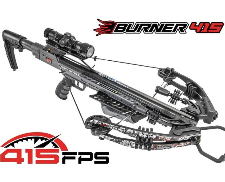 Killer Instinct Burner Pro Armbrust Package