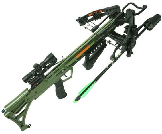 Rocky Mountain RM-405 Crossbow Set