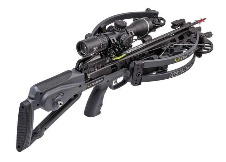 TenPoint Armbrust Package Havoc RS440 EVO-X Graphite