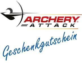 Archery-Attack - Geschenkgutschein