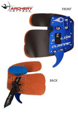 Avalon - Finger-Tab Classic rechtshand / L/Blau