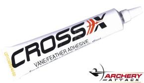 CROSS-X Kleber für Federn