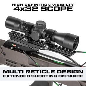 Killer Instinct Armbrust Lethal 405 Pro Timber Strata